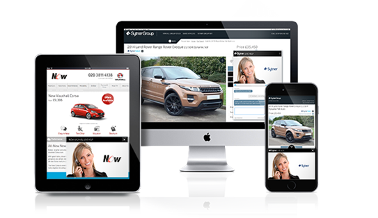 Automotive Live Chat text Video Audio customer support